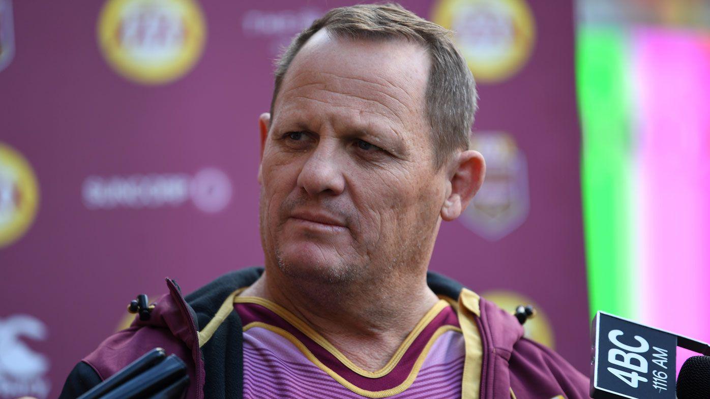Queensland coach Kevin Walters to drop Matt Scott and Darius Boyd for State of Origin opener