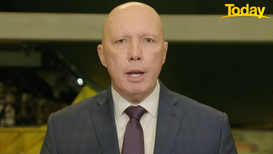 Peter Dutton hopes the travel bubble is up and running as soon as possible.