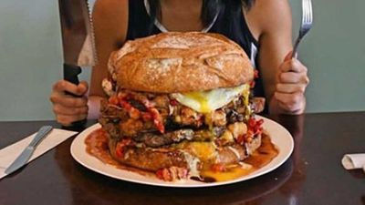 <strong>Share burgers are the new group meal</strong>