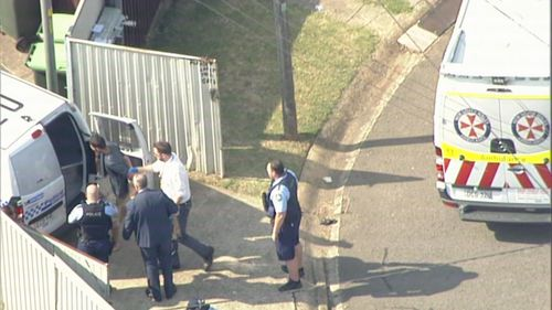 The 34-year-old man is in police custody.