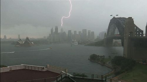 Sydney set to be pounded by more rain after wet January
