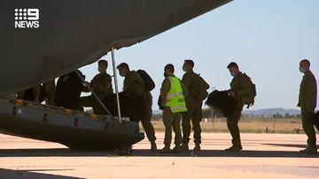 ADF troops depart Victoria as Avalon Airport prepares to resume flights