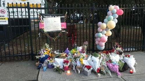 More tributes are expected to be left throughout today. (9NEWS)