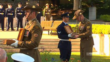 VIDEO: Canberra garden dedicated to Australia's sacrifice on the Western Front