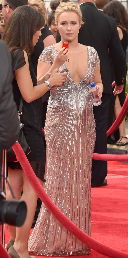 Actress Hayden Panettiere. (Getty Images)