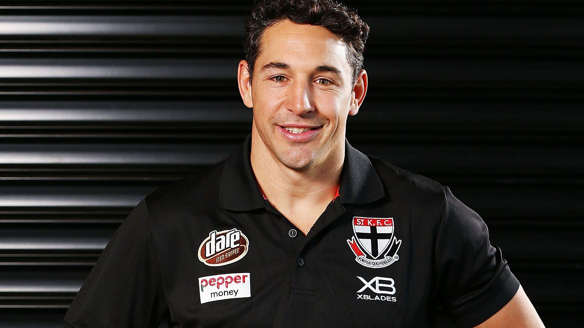 Billy Slater