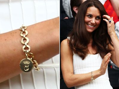 Charm bracelet from Camilla