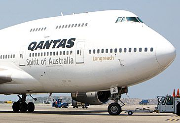 Daily Quiz: How many jet engines does the Boeing 747 have?