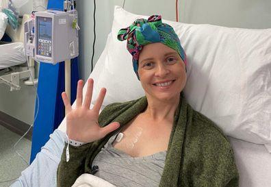 British mum cervical cancer symptoms