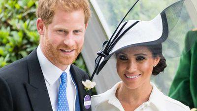 Prince Harry and Meghan Markle mark Princess Diana's birthday, June 2018