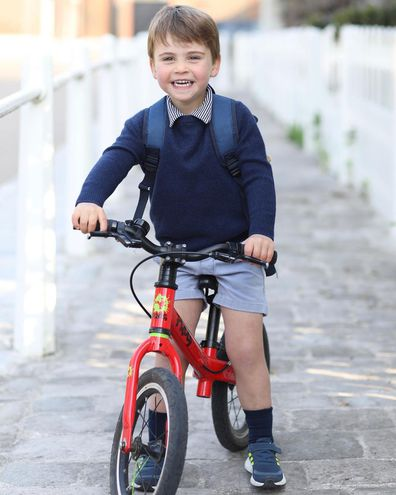 Prince Louis turns 3
