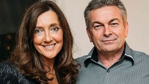 Karen and Borce Ristevski