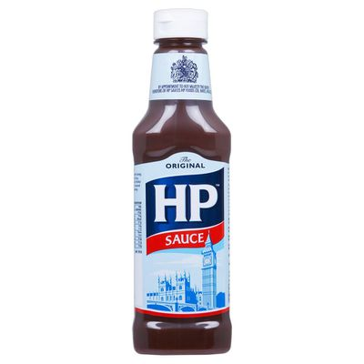 <strong>HP Original Sauce (26.7 grams of sugar per 100ml)</strong>