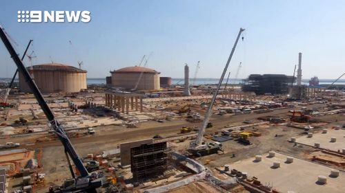 This financial year, the Northern Territory's population is expected to jump 0.7 percent as a result of the Darwin Inpex LNG plan construction finishing.