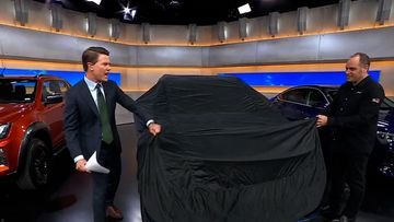 Today show unveils Drive Car of the Year