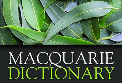 Macquarie Dictionary logo (supplied)