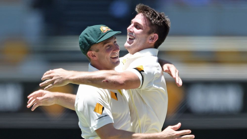 Mitch Marsh wants a brotherly Christmas