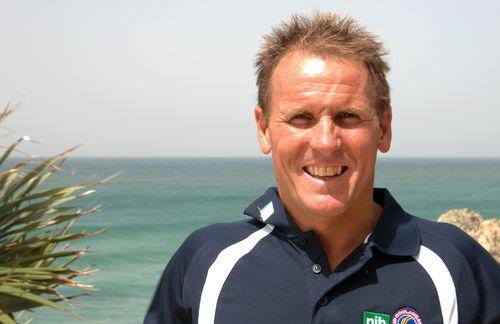 Dean Mercer is a former Ironman. (AAP)