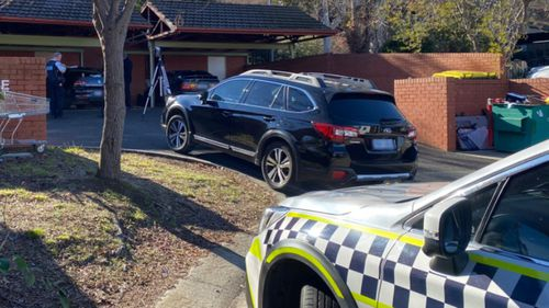 Man shot dead at front door of his Canberra home in late-night attack