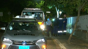 Taxi driver robbed and man glassed in Redfern