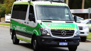 St John Ambulance WA.