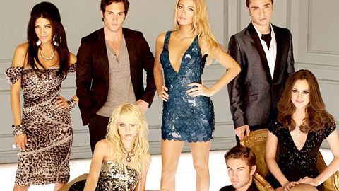 "Gossip Girl stars admit they're ""not friends"""