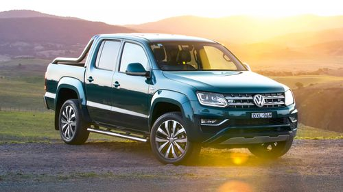 A TV and online ad for the Volswagen Amarok V6 Ultimate 580 has been banned.