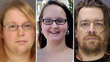 News US murder Grace Packer Sara Packer crime