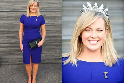 Samantha Armytage took the crown with this one.<br/><br/>Image: AAP