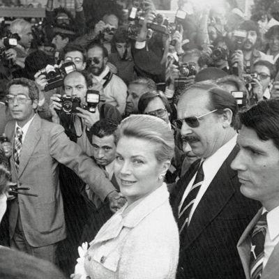 Princess Grace of Monaco, 1980