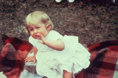 Diana, Princess of Wales, 1 July 1961