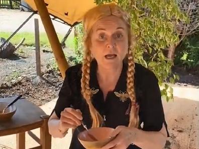 Sarah Ferguson, the Duchess of York, reads Goldilocks And The Three Bears on YouTube.