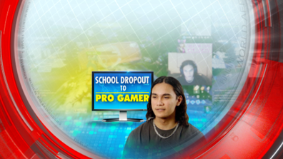 School dropout to pro gamer