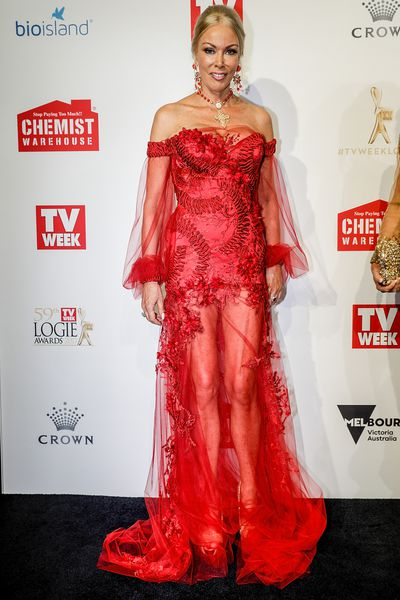 <p>Janet Roach in Croce & Colosimo</p>