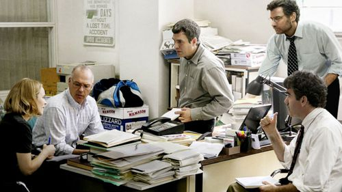 The scandal was chronicled in the Oscar-winning film 'Spotlight.'