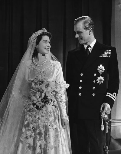 Queen Elizabeth II: The Queen Mary Diamond Fringe tiara