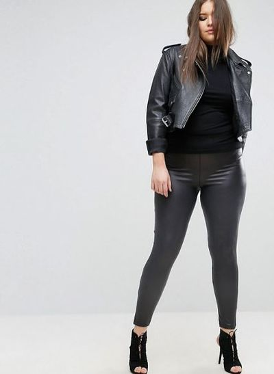 "<a href=""http://www.asos.com/au/asos-curve/asos-curve-leather-look-leggings/prd/6285210?&amp;channelref=product+search&amp;affid=11148&amp;ppcadref=870174879%7C44678210595%7Caud-295776066899:pla-392131957887&amp;gclid=EAIaIQobChMIkbqq-s3J1gIViQYqCh0D6QXMEAQYBSABEgKNifD_BwE&amp;gclsrc=aw.ds"" target=""_blank"">Asos Curve Leather Look Leggings, $36.</a>"