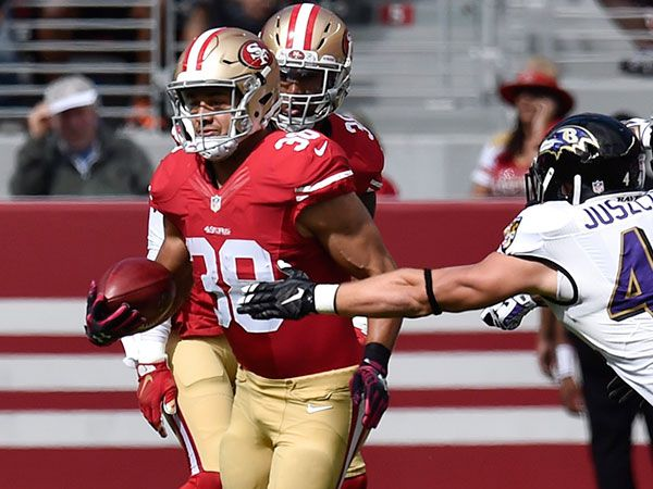 Hayne back in contention at 49ers