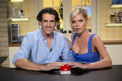 Sophie Monk and Andy Lee on Talkin' 'Bout Your Generation