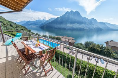 3. Lakeside apartment with mountain views, Riva, Italy