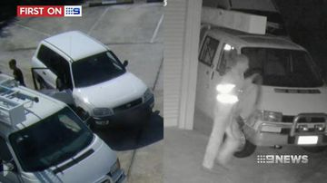 VIDEO: Terrified copper robbers caught red-handed in Queensland