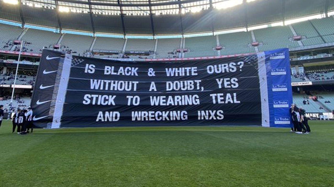 Collingwood banner