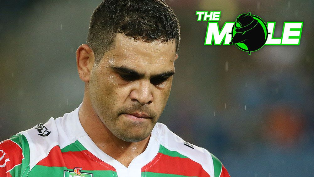 South Sydney captain Greg Inglis suffers setback in recovery from knee injury