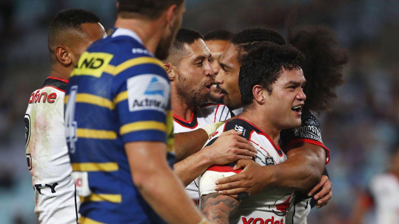 Warriors pile further pain on Parramatta