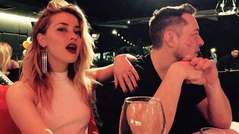Amber Heard Elon Musk Gold Coast dinner