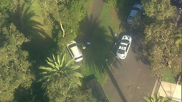 A police operation is currently underway in the North Sydney suburb of Manly Vale.