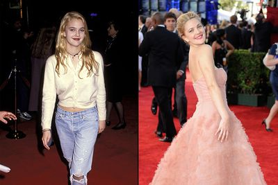 Before the age of 13, Drew Barrymore had an acting portfolio that rivalled some of Hollywood's best and a drug addiction that saw her twice committed to rehab.<br/><br/>But following her tumultuous teens and a string of film flops, Barrymore became a household comedic name with roles in such hits as <i>The Wedding Singer</i> and <i>50 First Dates</i>.<br/>