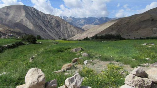 The Indian region of Ladakh, where the ill-fated New Zealand trekking trip visited.