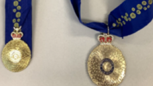 A Brisbane man attempting to pose as an Order of Australia recipient has been charged with multiple counts of fraud following a police operation.