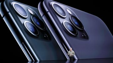 'A huge morning': Apple reveals three new iPhones